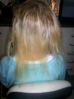 Fénytelen haj